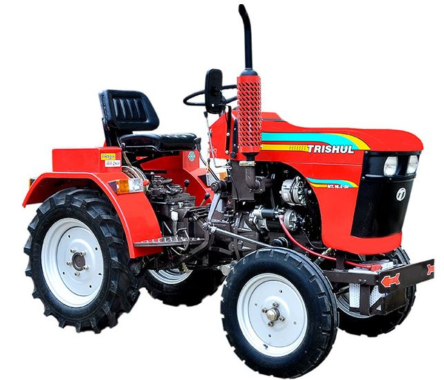 Trishul 16 HP 2 Mini Tractor Price Specification