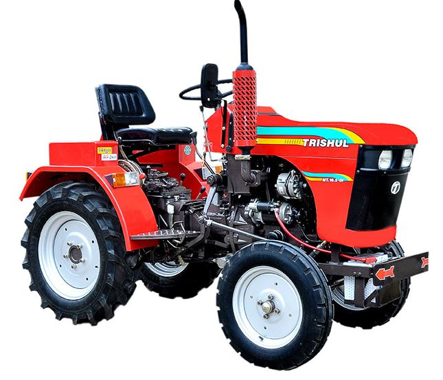 Trishul 16 HP Mini Tractor Price Specification