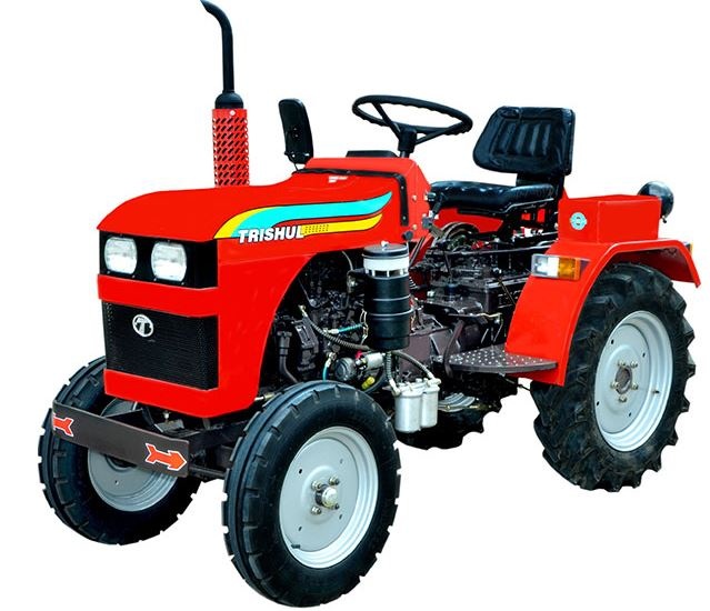 Trishul 22 HP Mini Tractor Price Specification
