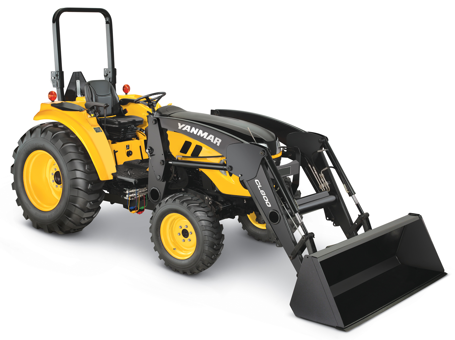Yanmar LX490 Price Specs Features