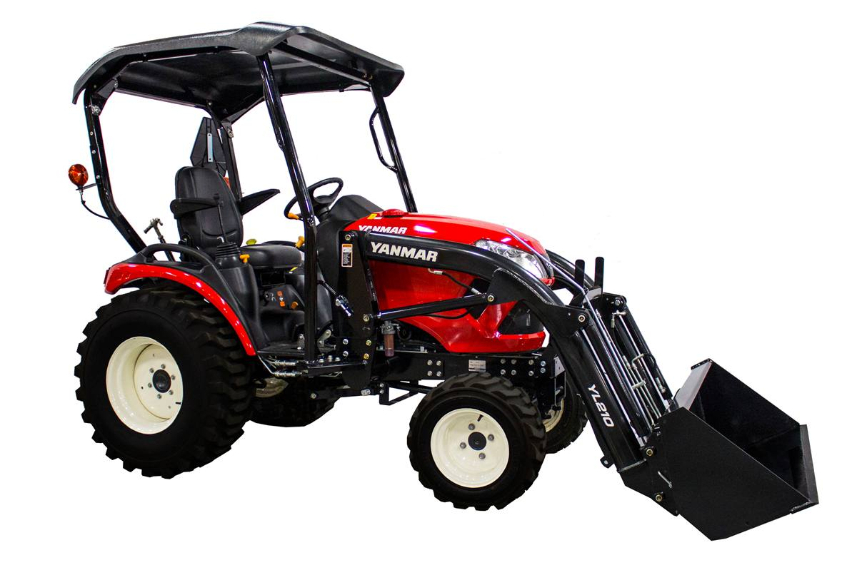 Yanmar SA424DHX Tractor Price Specification