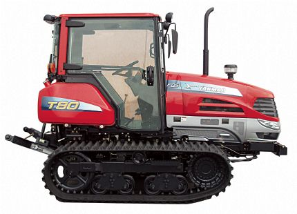 Yanmar T80 Rubber Track Price Specs Review