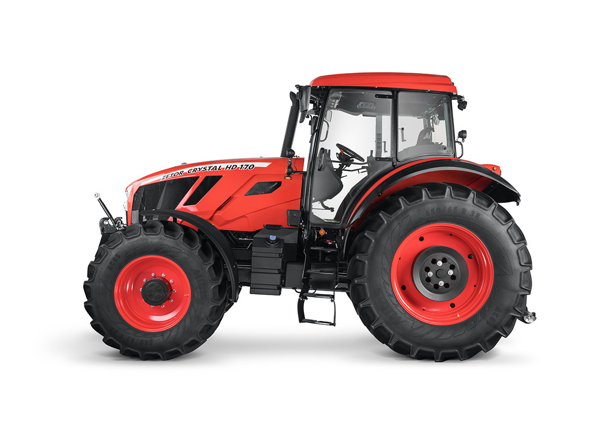 Zetor Crystal HD 150 Price Specs Features