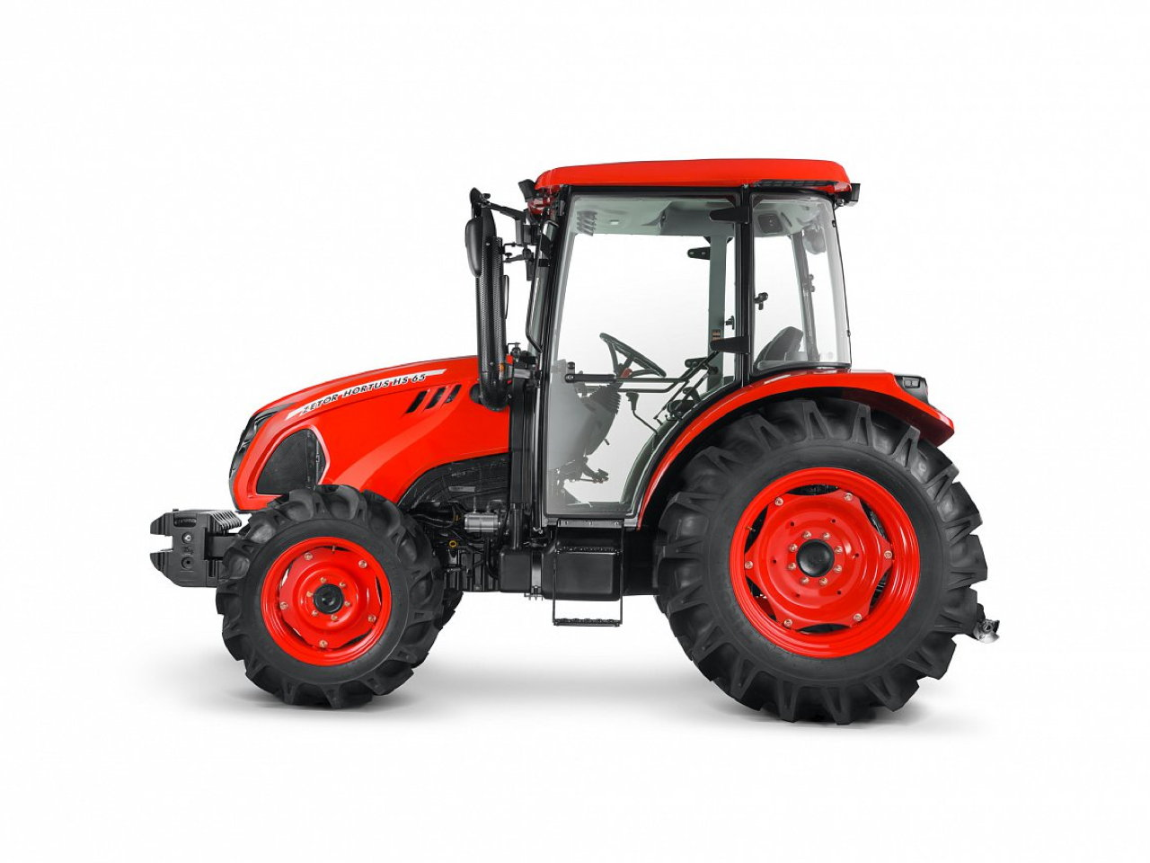 Zetor Hortus CL 65 Tractor Price Specs Review