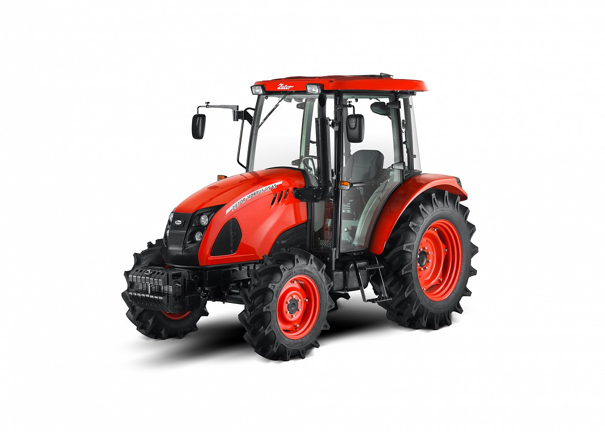 Zetor Hortus HS 65 Price Specification Review