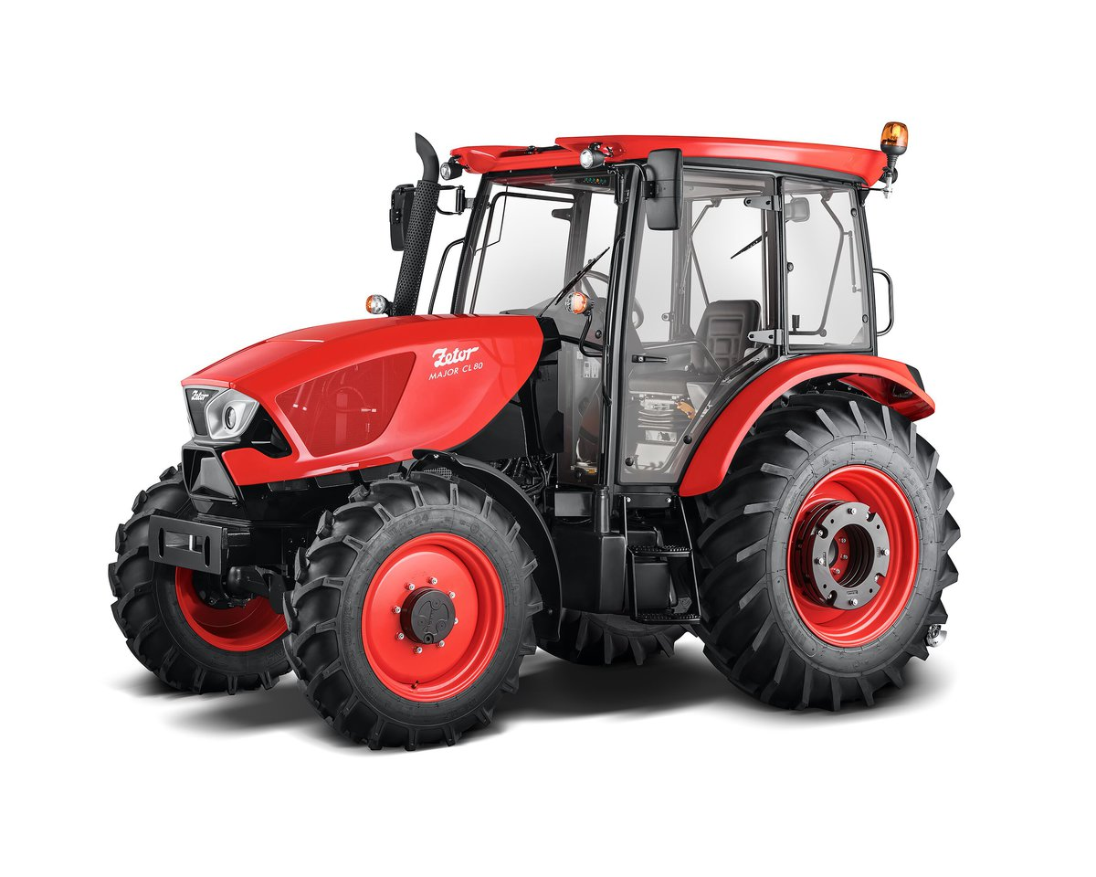 Zetor Major CL 80 Tractor Price Specs Features