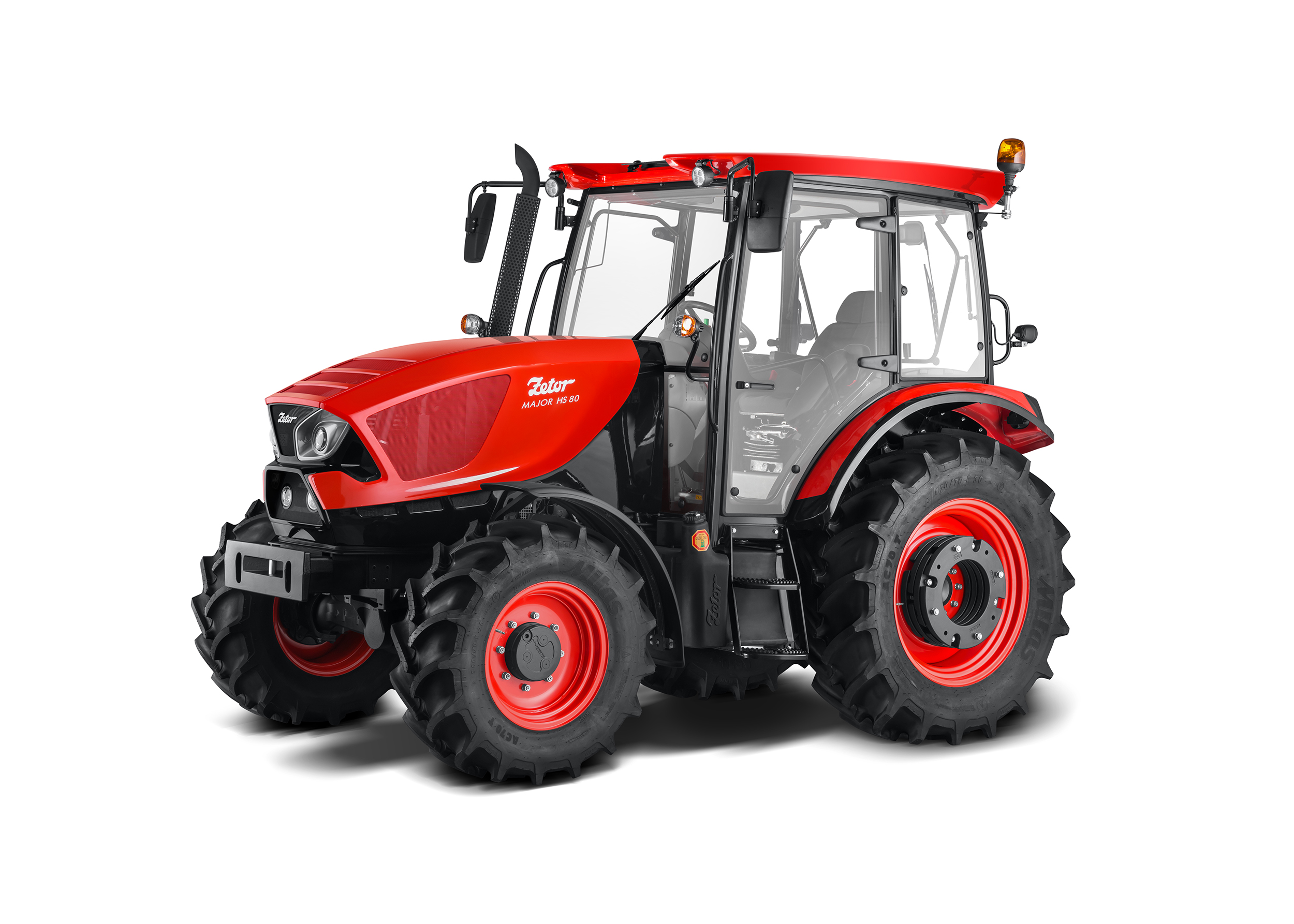 Zetor Major HS 80 Price Specs Features
