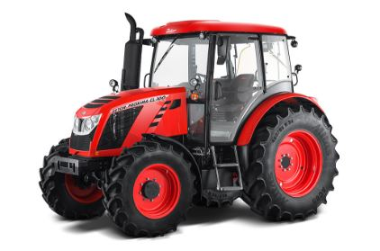 Zetor Proxima HS 120 Specs Price Review