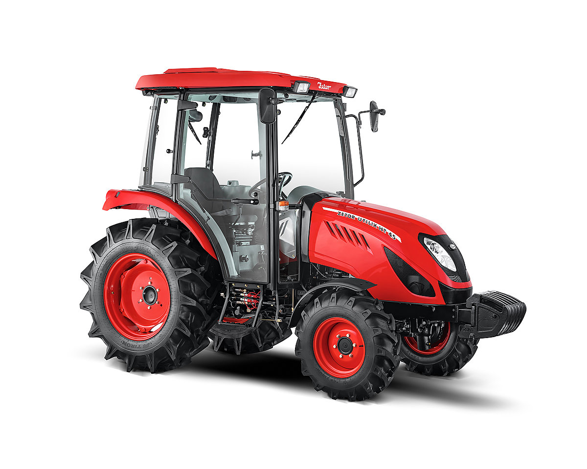 Zetor UTILIX HT 55 Price Specification Features