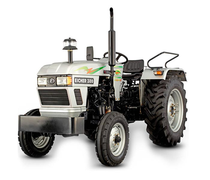 EICHER 380 Tractor Price Specification