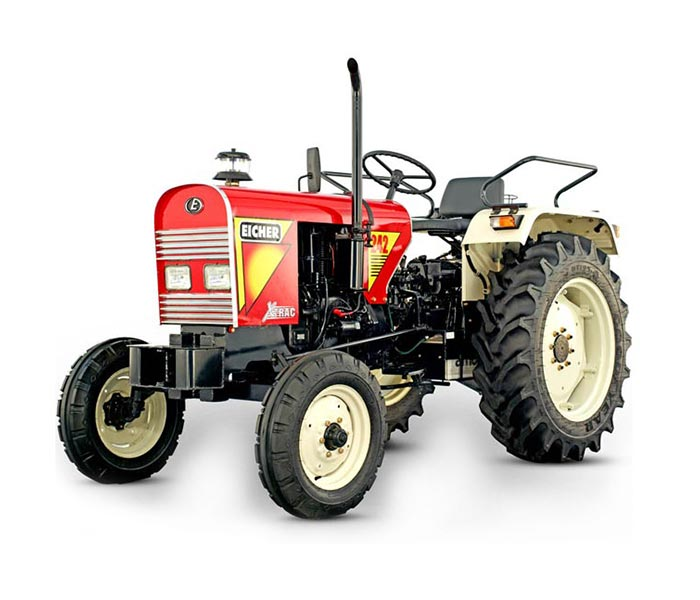 EICHER 242 Tractor Price 2020 Mileage Specification
