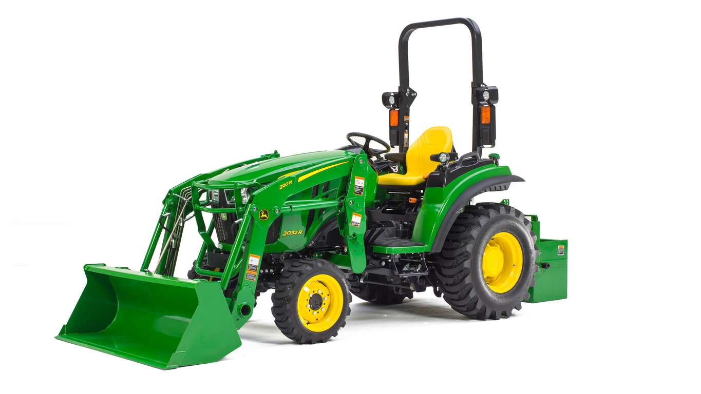 John Deere 2032R Price Specs Review