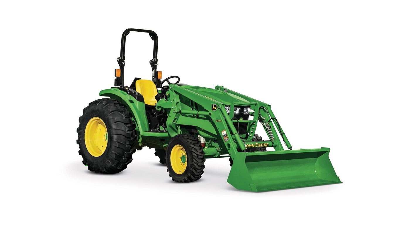 John Deere 4044M Tractor Price Specs Review
