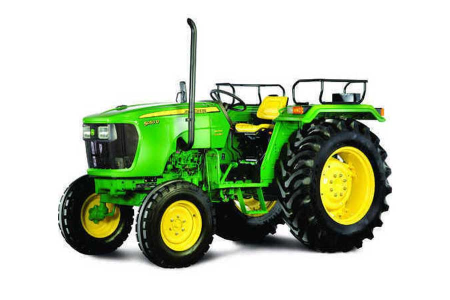 John Deere 5050D Price in India Specification