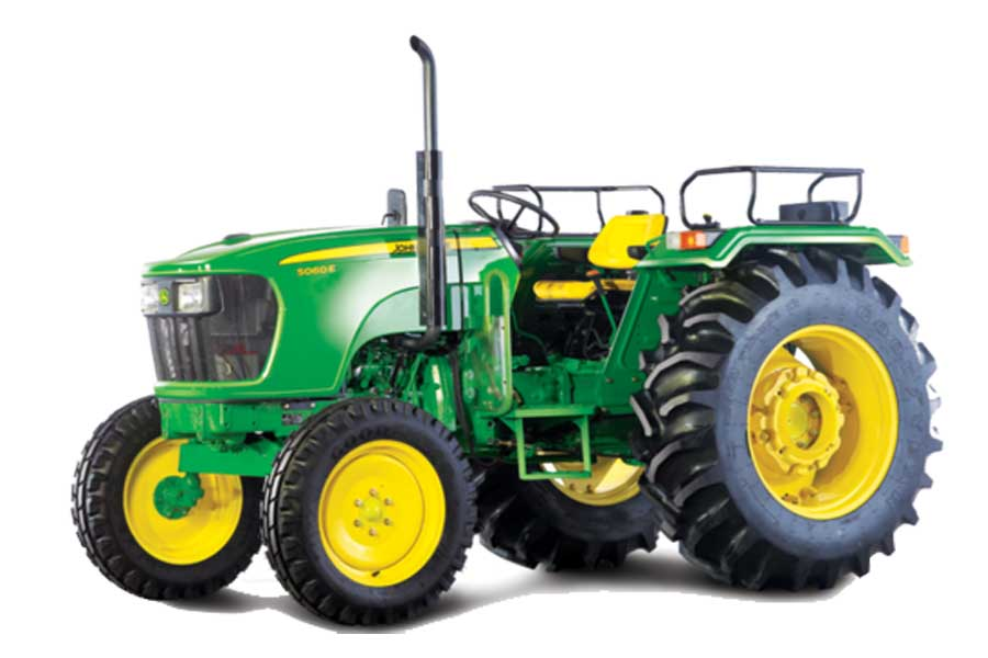 John Deere 5060E Price in India Specification
