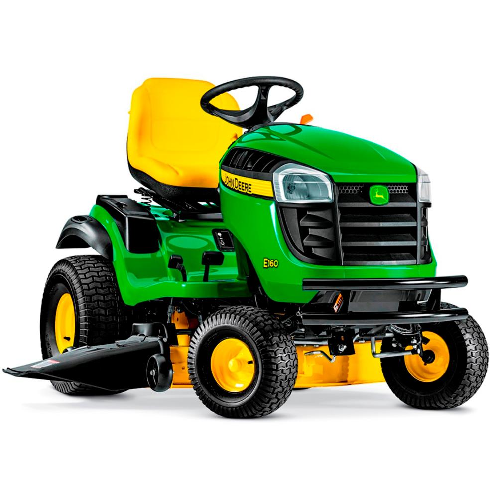 John Deere E160 Lawn Tractor Price Specs Features