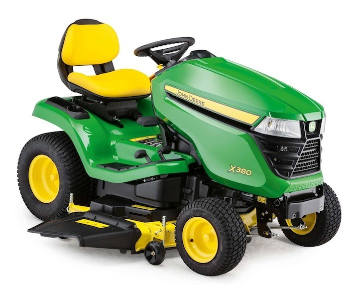 John Deere X380 Price Specs Review