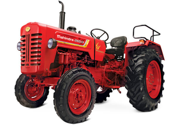 Mahindra 265 DI Price 2020 Specifications Mileage