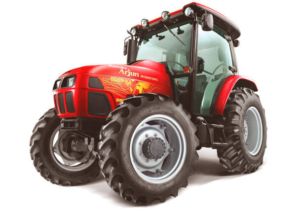 Mahindra Arjun International Tractor Price Specifications