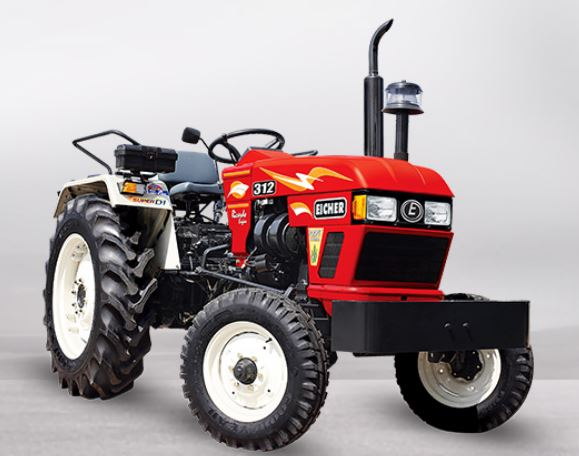 EICHER 312 Tractor Price in India