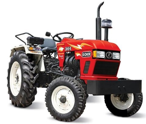 EICHER 364 Tractor Price Specifications