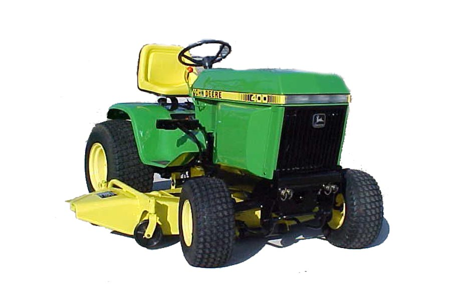 John Deere 400 price specifications