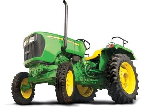 John Deere 5039D Tractor Price in India