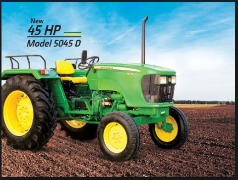 John Deere 5045D Tractor Price in India