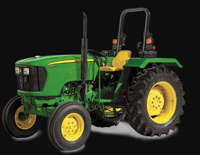 John Deere 5045D Tractor Price specifications