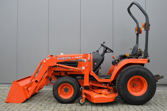 Kubota B2410 prices