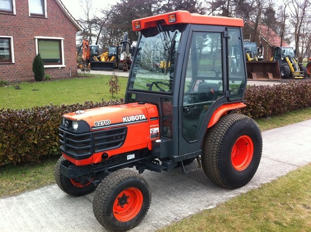 Kubota B2710 prices
