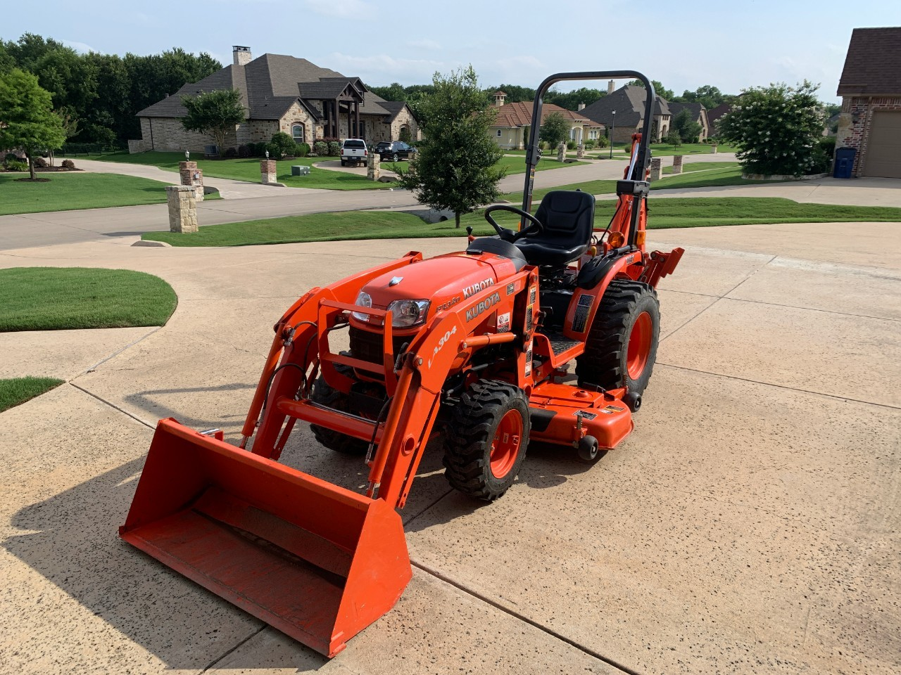 Kubota B7400 price specifications