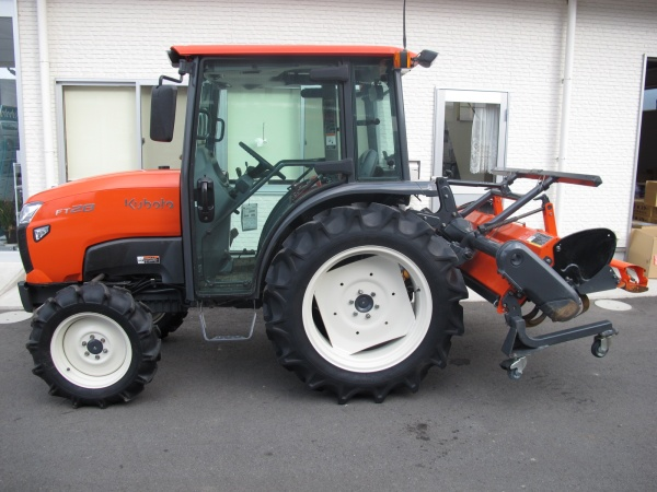 Kubota FT28 specs prices