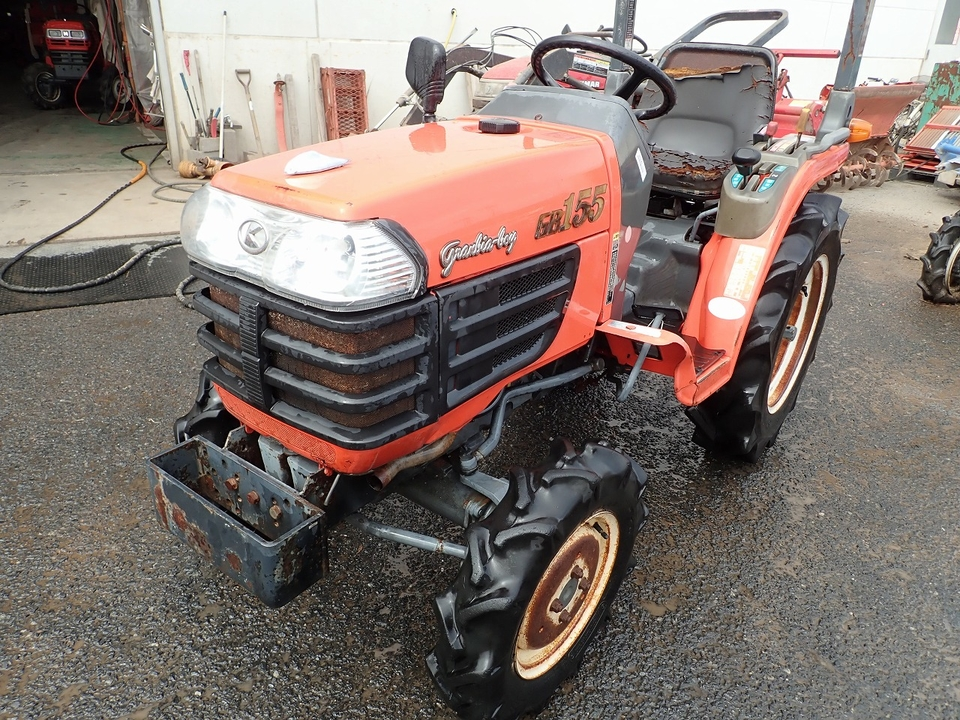 Kubota GB155 prices