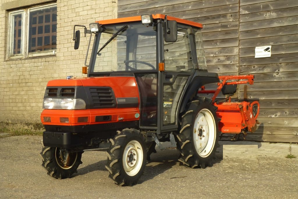 Kubota GL200 specs prices