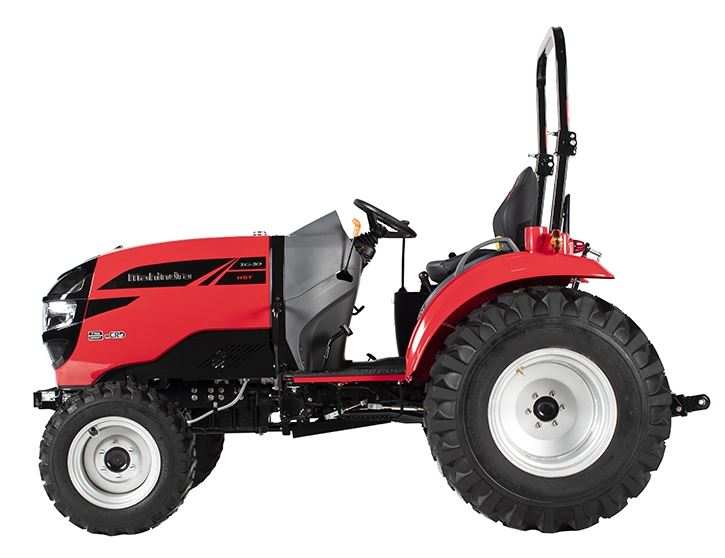 Mahindra 1640 HST Compact Tractor Price Specifications