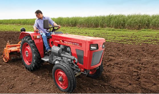 Mahindra 245 Orchard specifications