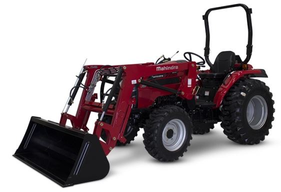 Mahindra 2540 Shuttle Tractor Price Specifications