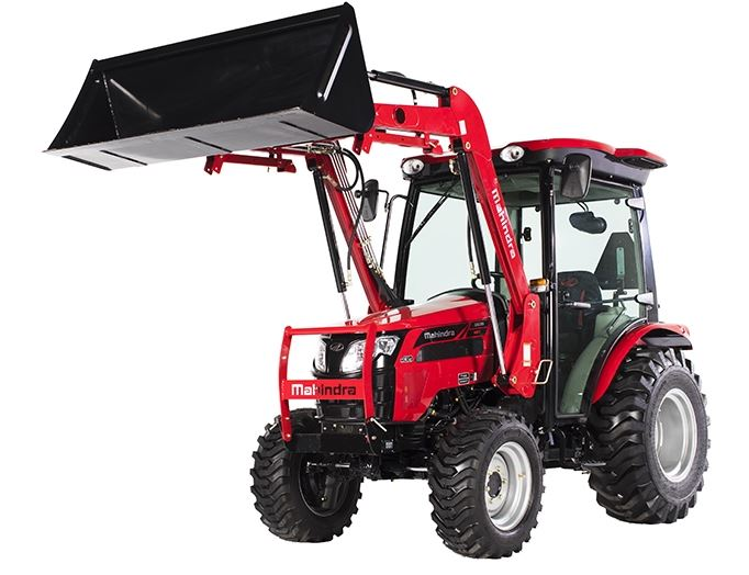 Mahindra 2638 HST Cab Tractor Price Specifications