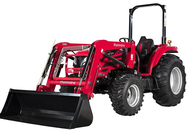 Mahindra 2655 HST OS Tractor Price Specifications