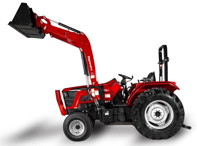 Mahindra 6065 2WD Power Shuttle Tractor Price