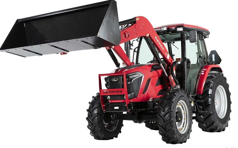 Mahindra 8100 PST Tractor Price Specifications.