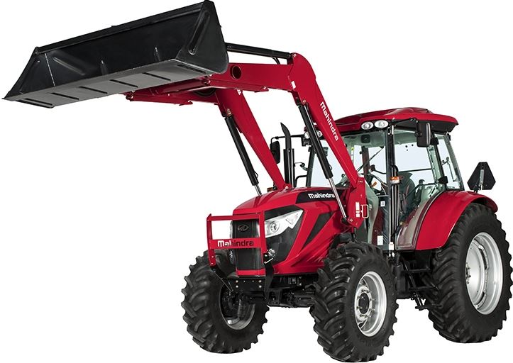 Mahindra 9125 S Tractor Specifications