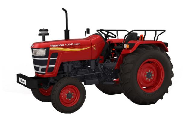 Mahindra Yuvo 265 DI Tractor price in India