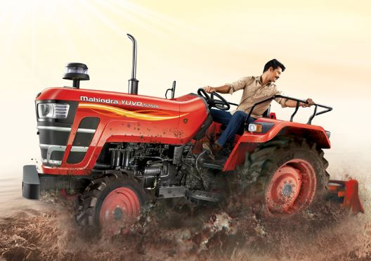 Mahindra Yuvo 575 DI 4wd Tractor Price in India