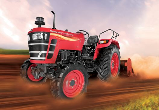 Mahindra Yuvo 575 DI 4wd Tractor specifications