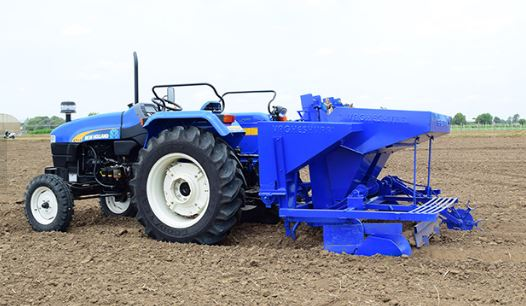 New Holland 4710 Tractor Price.