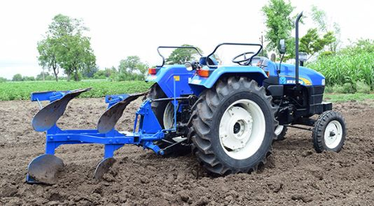 New Holland 4710 Tractor specs