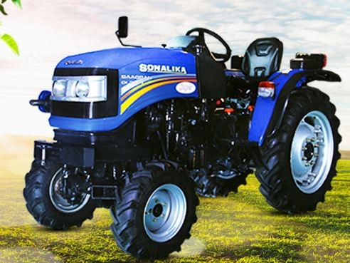 Sonalika DI 30 BAAGBAN Mini Tractor Specs Price in India
