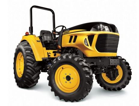Yanmar LX490 Tractor Specifications